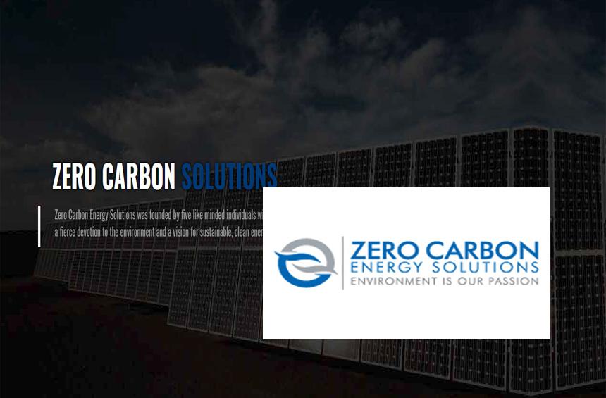 Zero Carbon Energy Solutions