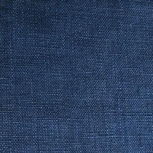 Hørstof blå