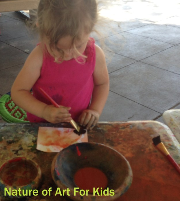 teaching toddlers art lesson book