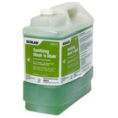 Kitchen Degreaser And Bath Stores Sanitizing Wash N Walk   Ecolab
