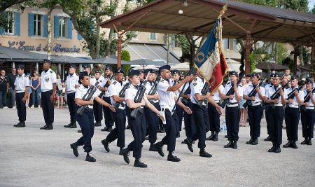 14 juillet 2021 : défilé à Paris, à Marseille et à Salon-de-Provence