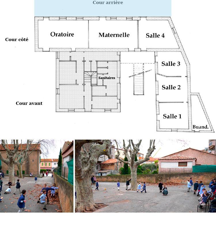 ecole primaire catholique toulon 83