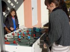 Collège Eridan baby-foot (2010)