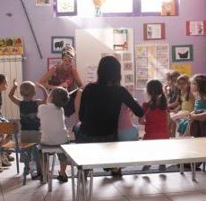 Maternelle anglophone