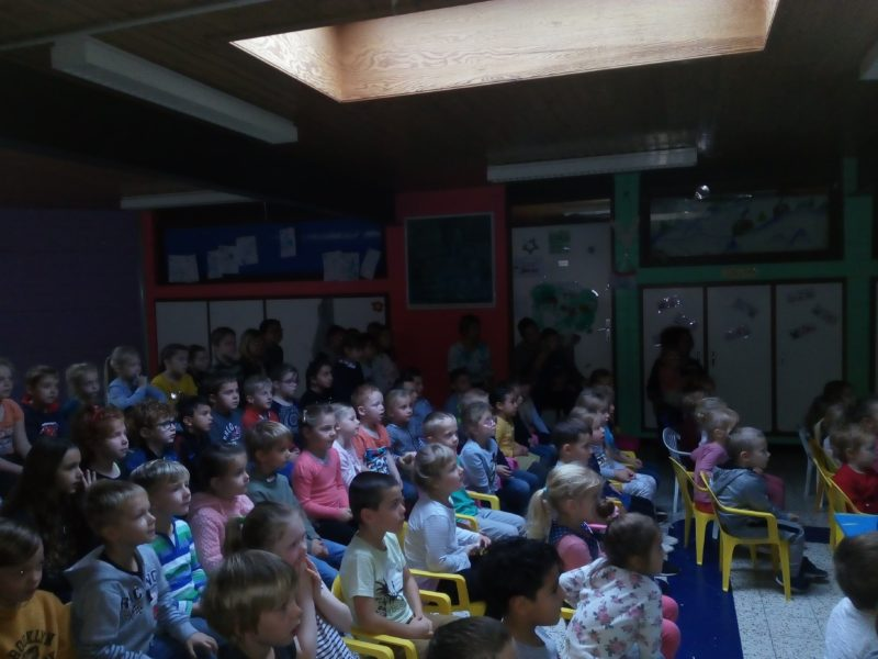 Ecole Communale de Thulin