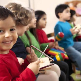 L'école des sons : cours de musique