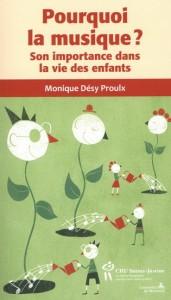 Livre de Monique Déxy Proulx