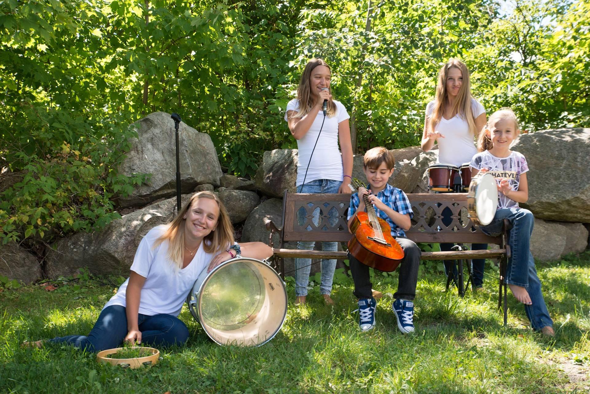 Groupe vocal automne 2018