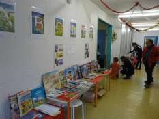 "Stand ""Livres"""