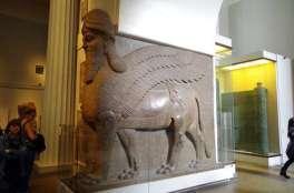 Taureau ailé de Khorsabad