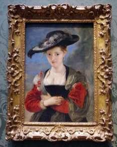 Le chapeau de paille - Rubens