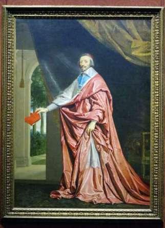 Richelieu - Ph. de Champaigne