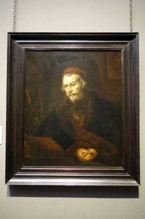 Saint Paul - Rembrandt