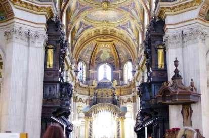 Choeur et orgues