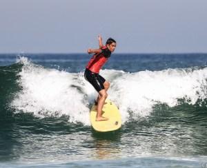 Ecole de surf & skate Soonline Moliets plage cours de surf particulier