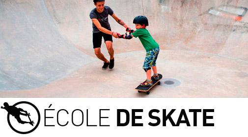 Ecole de Skate