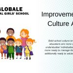 Improvements In School Culture And Climate