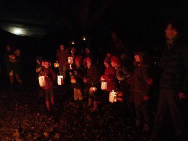 Lanternes et chants veillée hiver 2019 newsletter