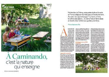 Psychologies magazine 401_MAG_Caminando