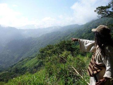 Indien kogi désignant une vallée