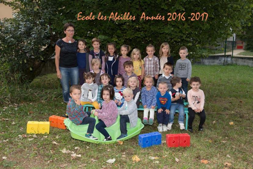 Photos de classes Ecole Privée Oytier TPS PS & MS