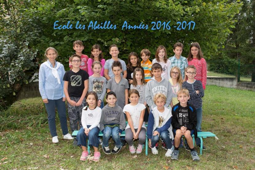 Photos de classes Ecole Privée Oytier CM1 & CM2