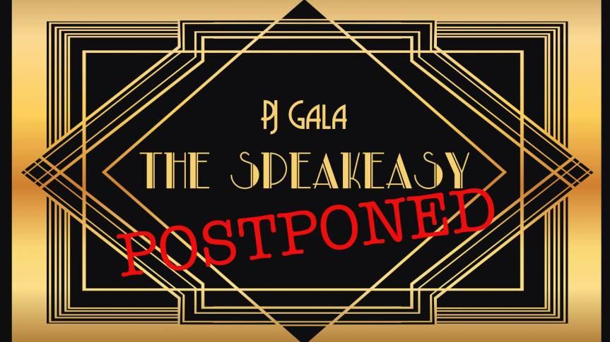 The Speakeasy – The Gala