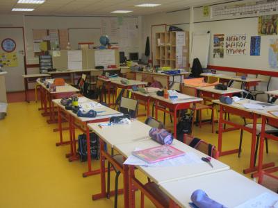 La classe des CE2CM1  coles du moulin  Vent MontfortsurMeu