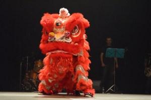Cours et prestations de danse du lion