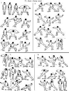 Taolu, Tao, Forme - On fait le poing #7 - Wushu moderne Yi Lu Chang Quan