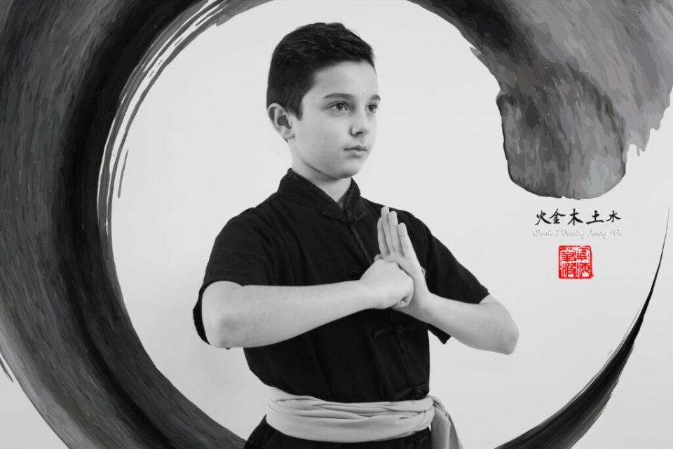 Cours arts martiaux chinois Vigy Dojo Ecole Wuxing Kung-Fu Enfant Ado