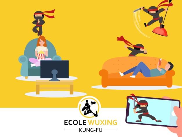 Envoyez vos photos et vidéos Wushu Online