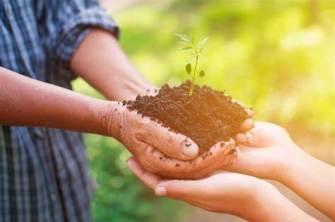 La definizione di sostenibilità: garantire equità.