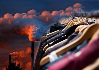 Inquinamento del settore tessile