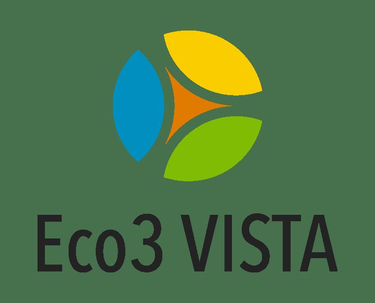 Eco3 VISTA logo