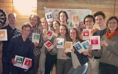 Jongeren voeren actie voor lokale duurzaamheid