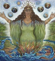 Goddess by Baraka Berger