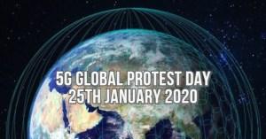 Rassemblement STOP 5G ce samedi 25 janvier à 13h à Bruxelles!