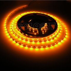 Led Wiring Diagrams Apexi Auto Timer For Na Turbo Diagram Ul Listed Ribbon Star Flexible Light Strip - Amber 118