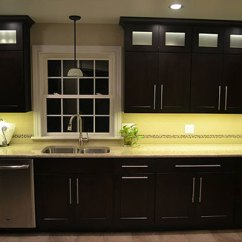Led Tape Kitchen Washable Rugs For Cabinet Lighting Using Warm White Strip Lights