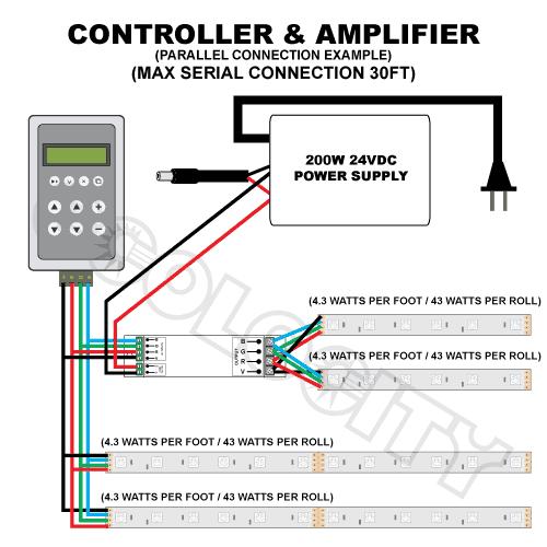 led wiring diagram 3