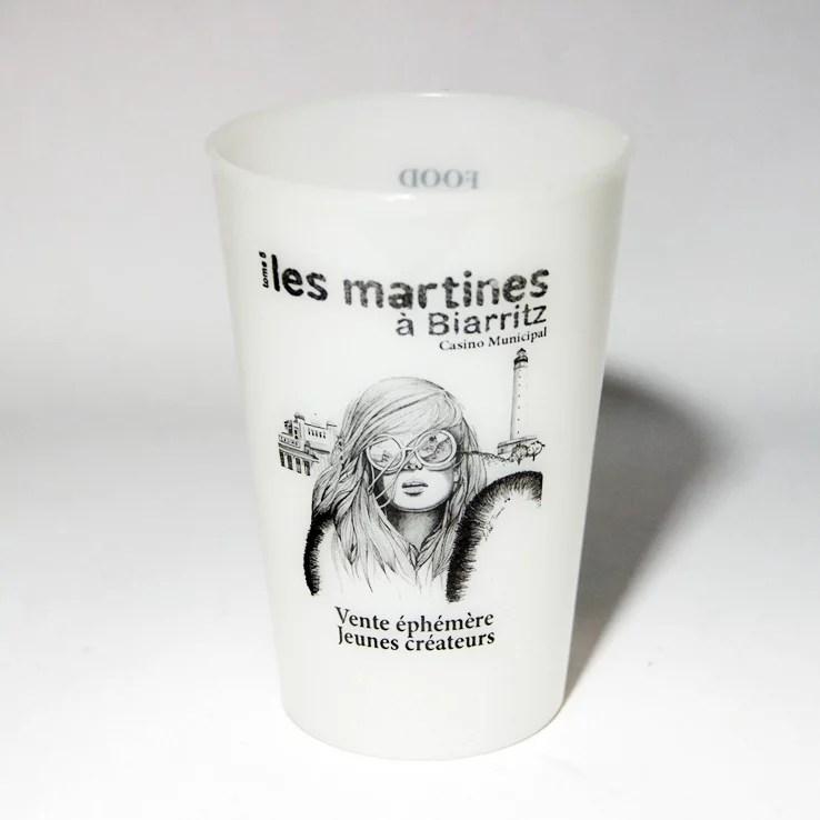 Les martines à Biarritz, vente éphémère, jeunes créateurs