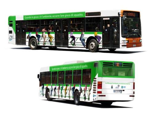 Autobus idrometano