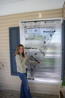 Ecologic Technologies Inc Polycarbonate Sheets Misting