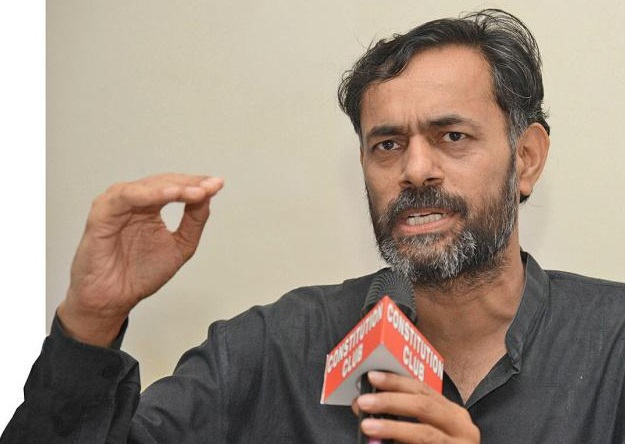 Yogendra Yadav and Vandana Shiva call for a green party in India