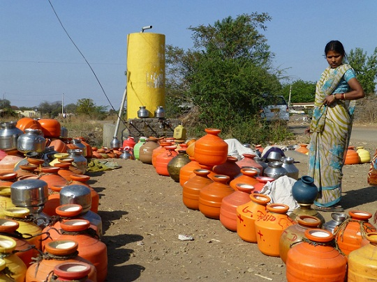 Pumped dry: India's accelerating and invisible groundwater crisis