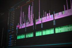 editing music