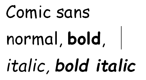 9 Fonts To Avoid When Marketing Your Business By Georgia