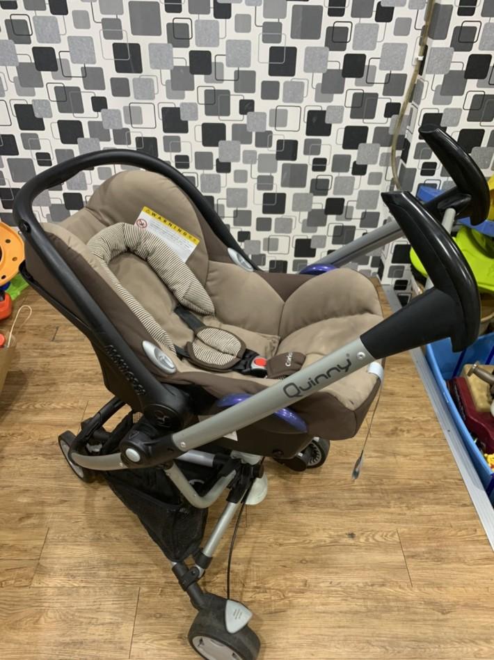 Quinny Zapp Xtra三輪推車 | 二手商城 | ECO媽咪 - 二手婦嬰用品,二手嬰兒用品