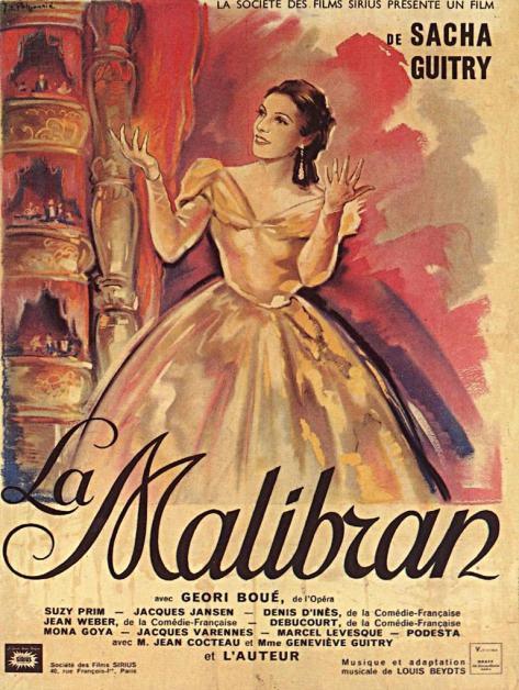 Maria Felicia Garcia Malibran, grande cantante del primo Ottocento